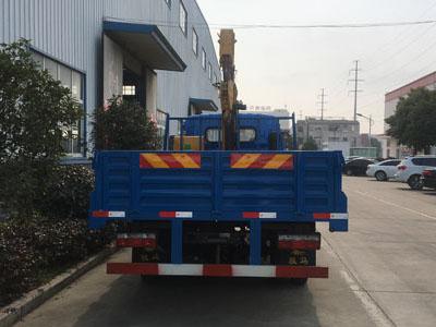 (国五)东风轻卡随车吊