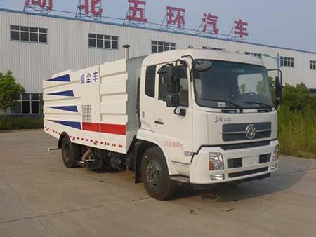 华通牌HCQ5160TXCDL5型吸尘车-华通牌HCQ5160TXCDL5型吸尘车