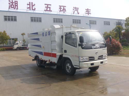 华通牌HCQ5071TXCE5型吸尘车-华通牌HCQ5071TXCE5型吸尘车