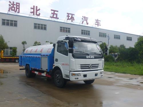 华通牌HCQ5111GQXE5型清洗车-华通牌HCQ5111GQXE5型清洗车