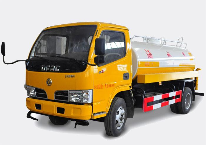 东风洒水车(国五)3吨-3吨东风洒水车(国五)东风小型喷药车