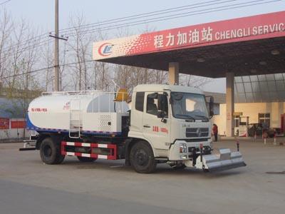 东风天锦8方型清洗车-东风天锦8方型清洗车