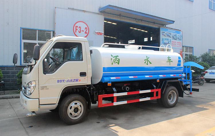 福田时代洒水车(国六)5吨-5吨福田时代洒水车(国六)