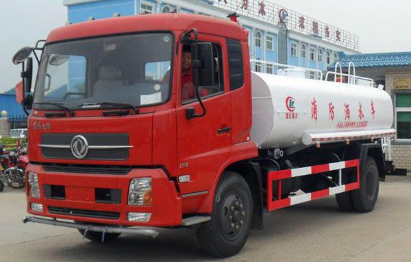 东风天锦消防洒水车(国五)------10吨-东风天锦消防洒水车(国五)------10吨