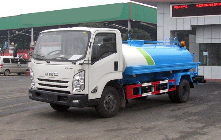(国五)江铃6吨洒水车-(国五)江铃6吨洒水车 6立方江铃洒水车