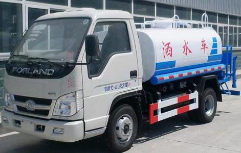 福田小卡之星小型绿化洒水车(国五)3-福田小卡之星洒水车(国五)3吨
